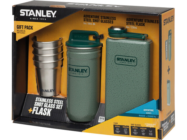 Stanley Adventure Steel Spirits Gift Set green
